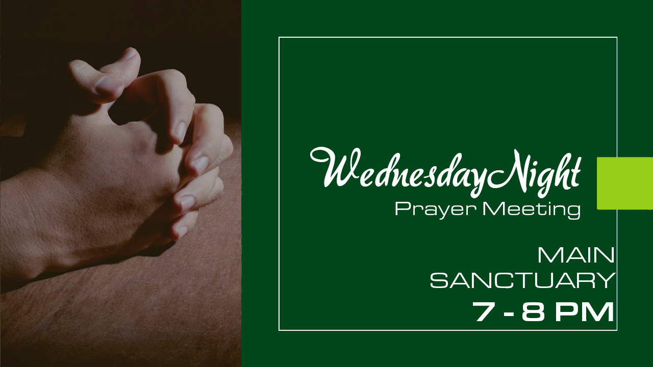 7 WedNight-Prayer