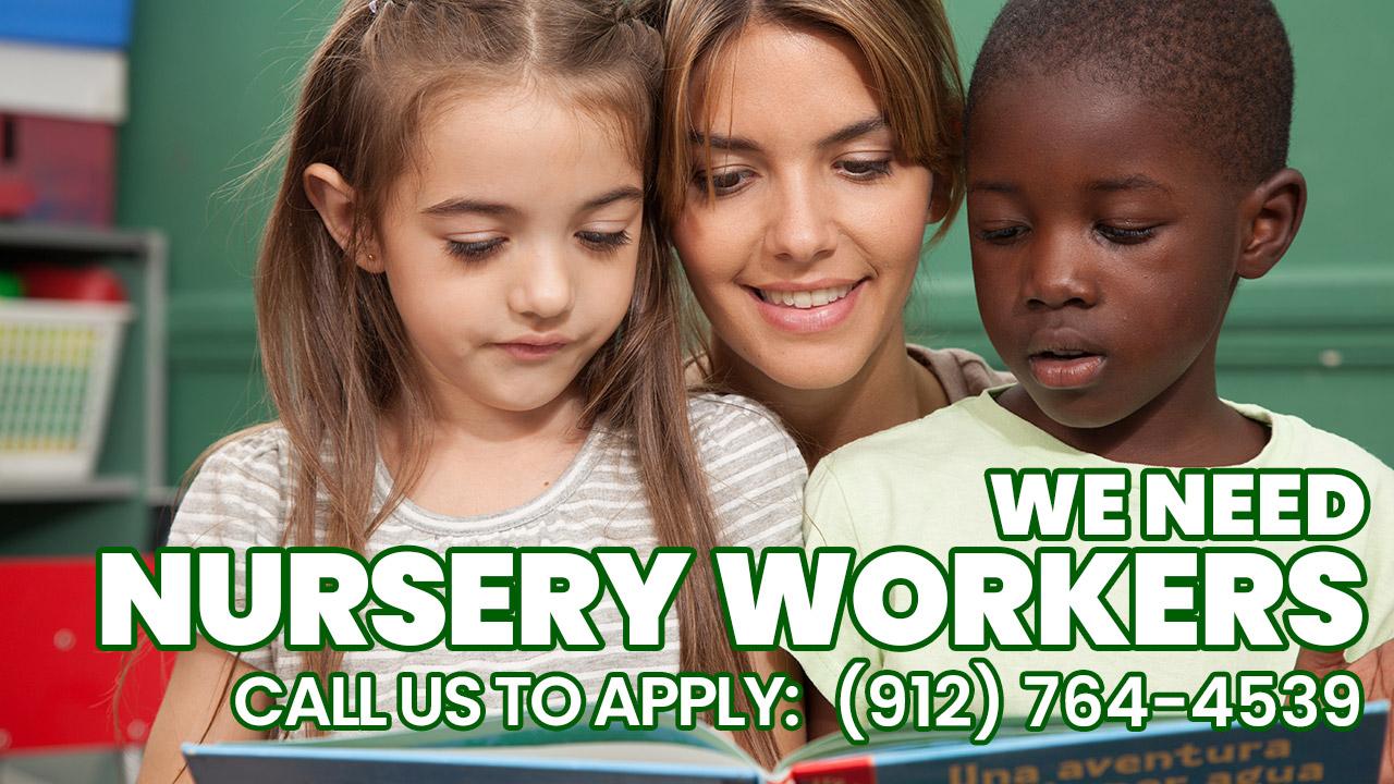 nursery-workers