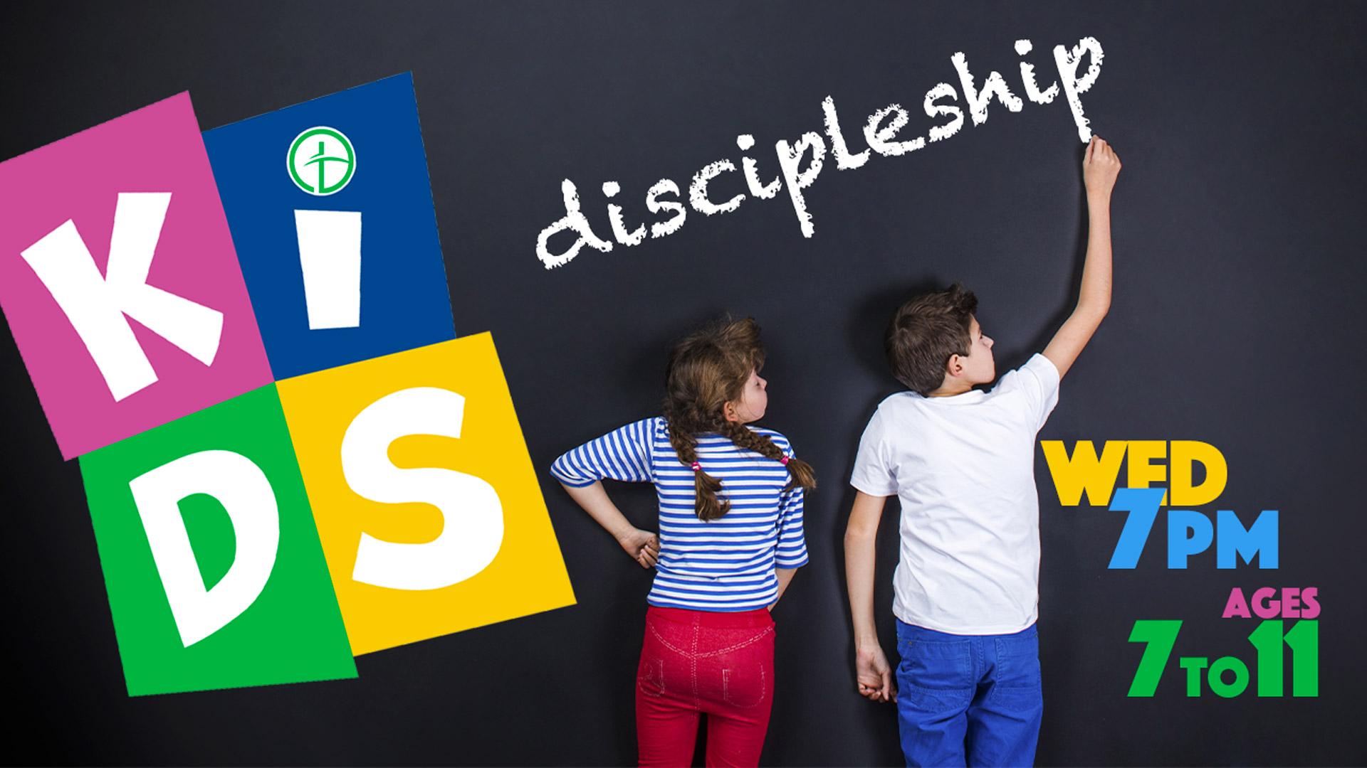 kids-discipleship