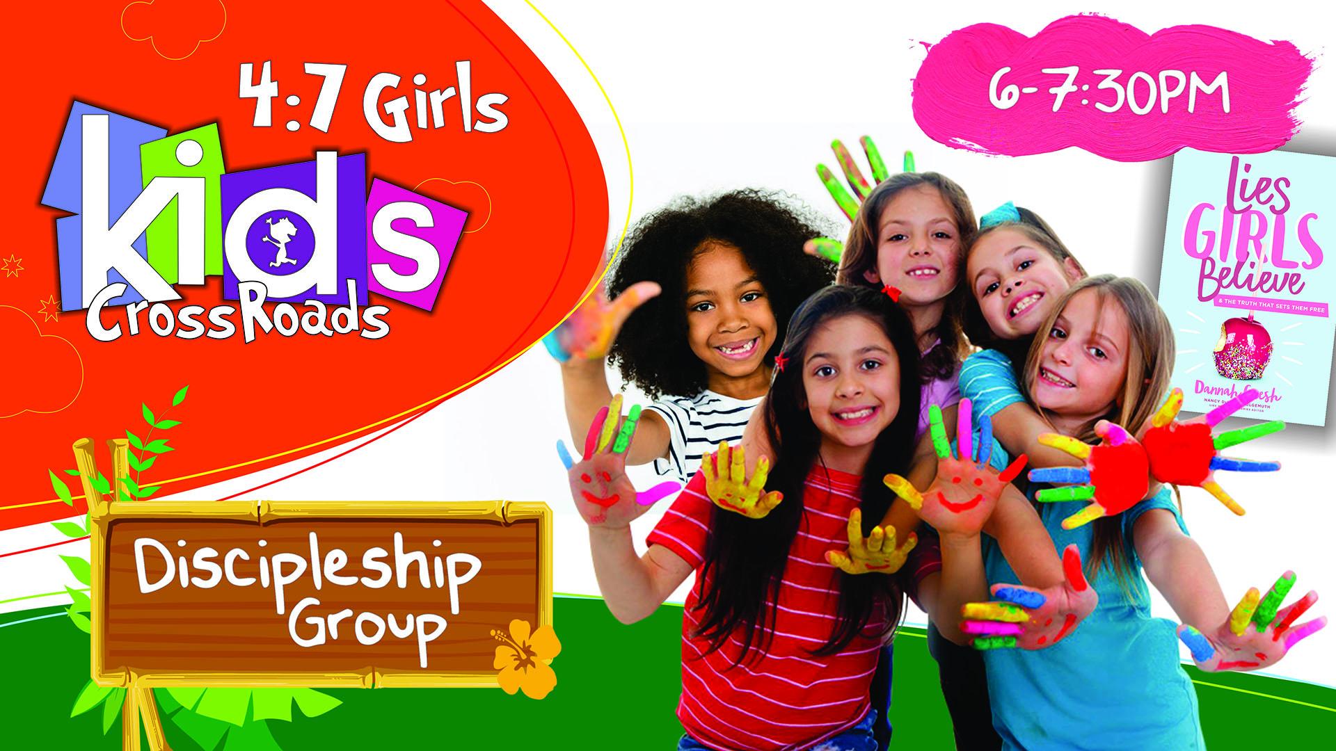 4-7 girls